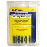 A-Zoom A-Snap Caps A-6-Pack Precision Dummy Rounds Fits 22 LR Action Proving