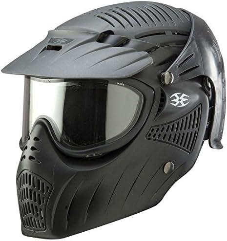 Full head paintball mask