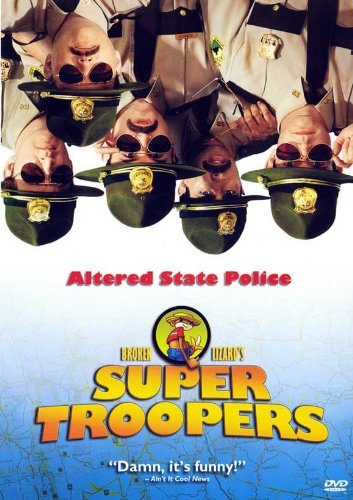 For super troopers german