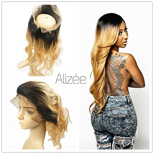 Frontal Closure Brazilian Hairline Adjustable product image