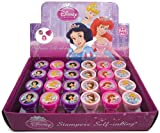 Disney's Princess Self-inking Stamps Birthday Party Favors 24 Pieces (Complete Box)