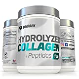 Hydrolyzed Collagen Peptides 1Pound Pasture Raised Cattle None GMO Grass-Fed Gluten-Free Certified Kosher Unflavored and Easy To Mix - Premium Collagen Powder 16onces
