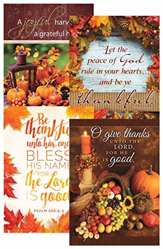 Boxed Thanksgiving Cards - 2