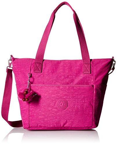 kipling-stephanie-tote-cross-body-flamingo-pink-one-size
