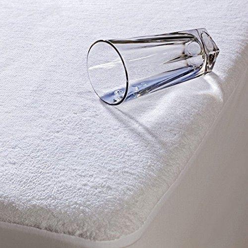 GoldStar® Moses Basket Waterproof Mattress protector Carrycot Terry Toweling Sheet NA