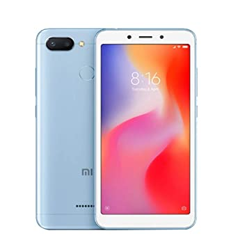 Xiaomi Redmi 6 64GB ROM 3GB RAM Dual Camera Dual SIM gsm Factory ...