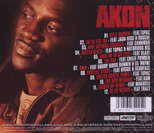 AKON - In My Ghetto 2 - Amazon com Music