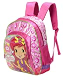 Strawberry Shortcake Backpack for Girls - Pretty and Functional Backpack for Fans of Strawberry Shortcake Cartoon