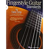 Fingerstyle Guitar Standards: 15 Classic Songs Arranged for Solo Guitar ~ Bill Piburn