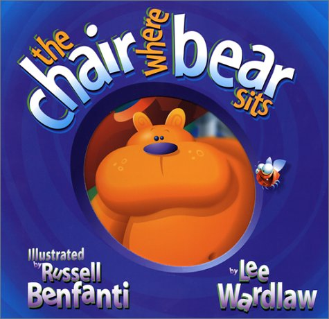 The Chair Where Bear Sits (Online Chairs Breakfast)
