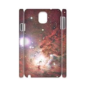 Fggcc More Fox Fur Nebula Cell Phone Case for 3D Samsung Galaxy Note 3 N9000,More Fox Fur Nebula Note3 Back Case