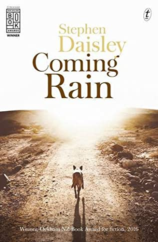 book cover of Coming Rain