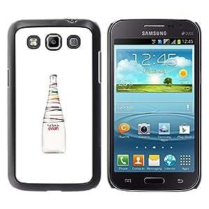 For Samsung Galaxy Win / I8550 / I8552 / Grand Quattro Case , Bottle Fresh Art Colors Healthy - Diseño Patrón Teléfono Caso Cubierta Case Bumper Duro Protección Case Cover Funda