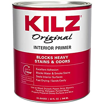 Amazon Com Kilz Original Multi Surface Stain Blocking