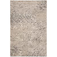 Safavieh Meadow Collection MDW323A Ivory and Grey Area Rug (33 x 5)