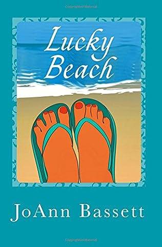 book cover of Lucky Beach