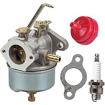 Carburetor fits Tecumseh HSSK50-67364P HSSK50-67364R HSSK50-67364S HSSK50-67365P