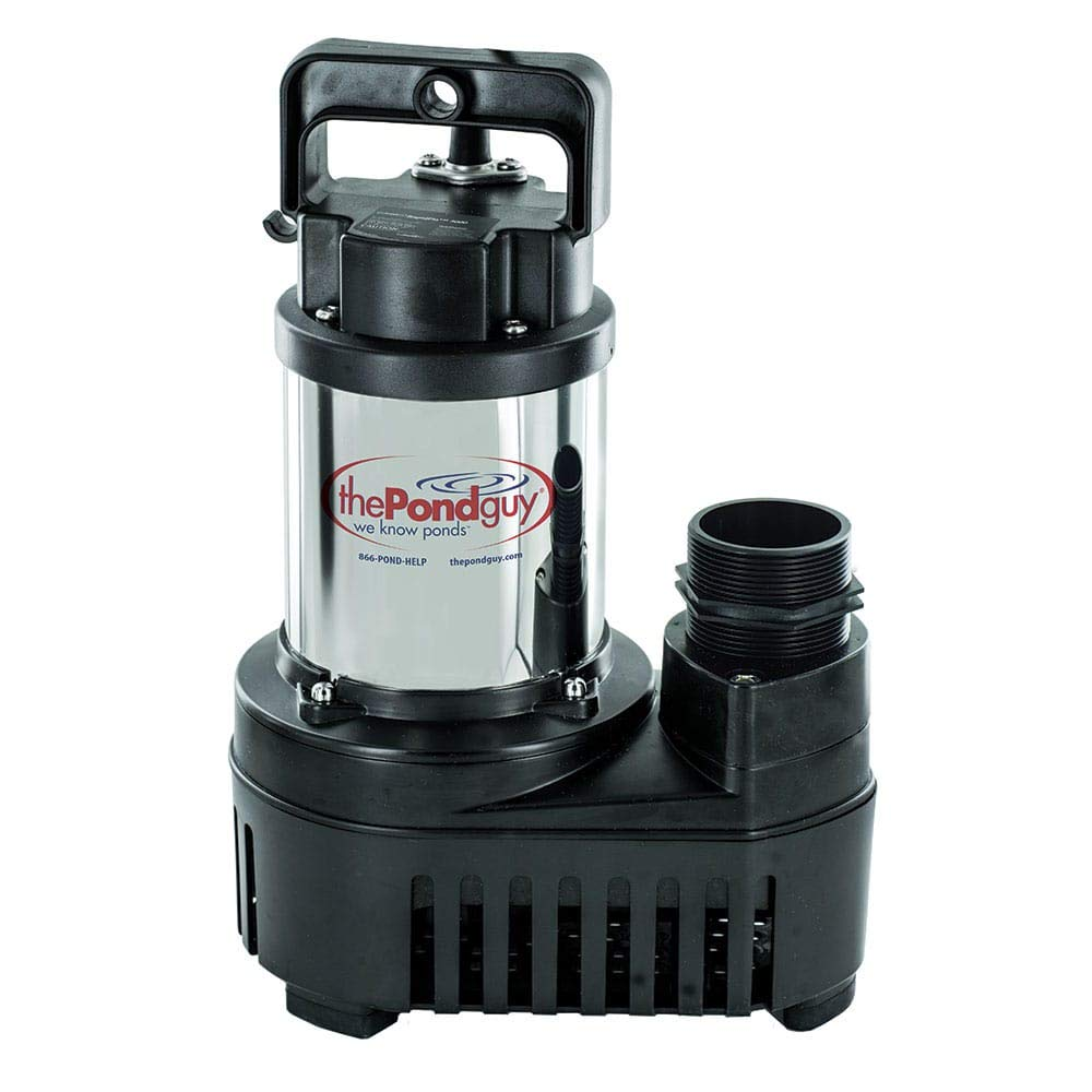 The Pond Guy RapidFlo Asynchronous Waterfall Pump by The Pond Guy