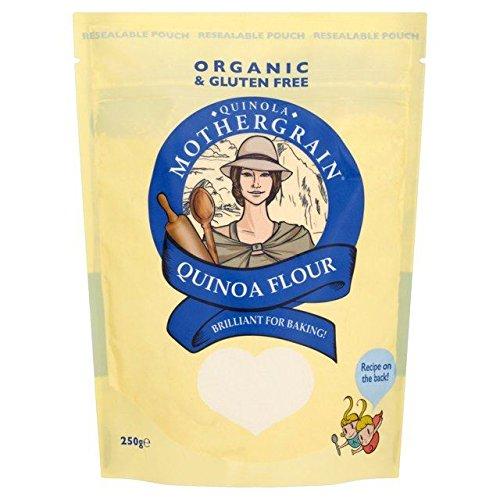 Quinola Mothergrain Quinoa Flour 8.82 oz