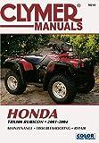 Honda TRX500 Rubicon Series ATV (2001-2004) Service