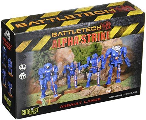 BattleTech Assault Lance Pack Board Game