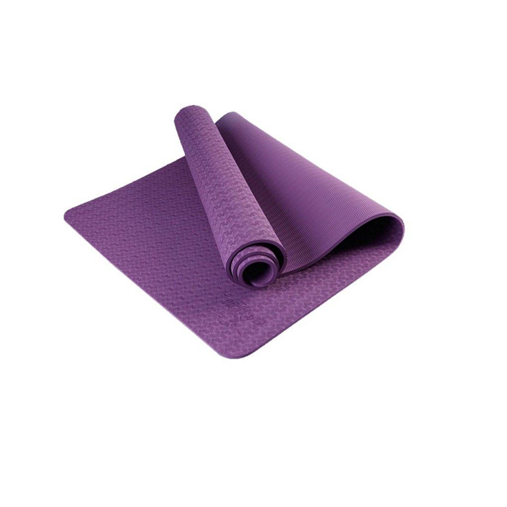 AILI Fitness-Yoga-Matte, Indoor Pilates Übung Rutschfeste Camping Tischset