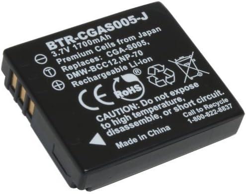 Charger for Ricoh DB-60 DB60 Caplio GR Digital