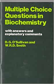 biochemistry multiple choice questions and answers pdf