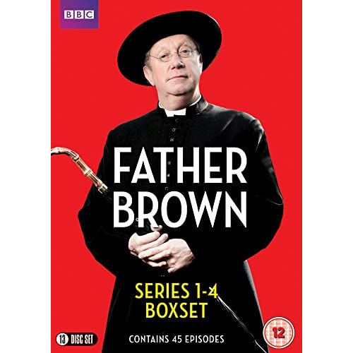 Father Brown: Series 1-4 [DVD] [2016]