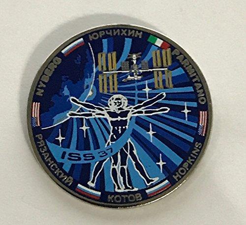 - NASA Expedition 37 Lapel Pin