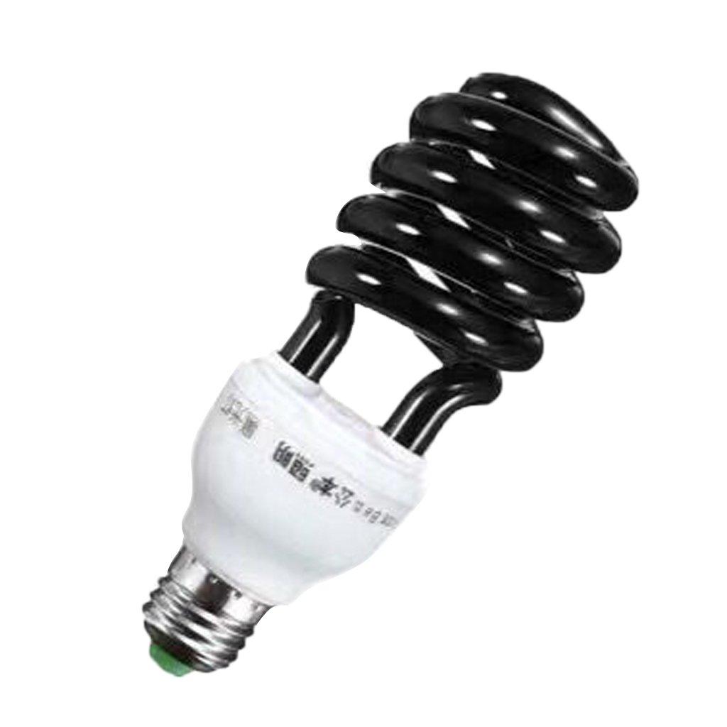Baoblade E27 220v Ampoule Sprial Lampe UV /à Energie Economique Anti-insecte 5W
