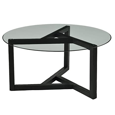 Glass Coffee Table Modern Design 9