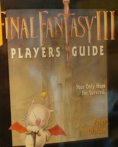 Final Fantasy III Player's Guide