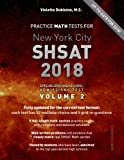 Practice Math Tests For SHSAT (Volume 2)