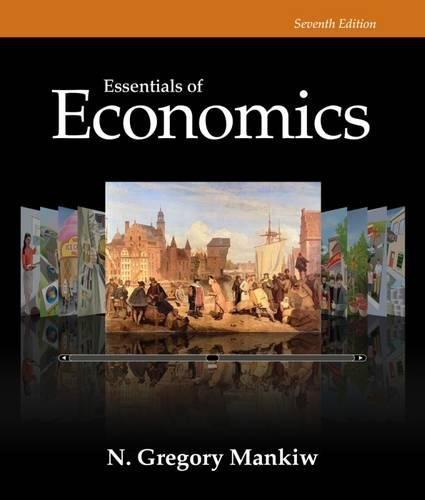 Essentials of Economics (Mankiw's Principles of Economics)