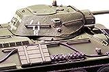 Russian Tank T34/76 Model 1941 (Cast Turret) 1/48 Military Miniature Series No.15