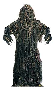 64127 ROTHCO LIGHTWEIGHT ALL PURPOSE GHILLIE SUIT - MED/LRG