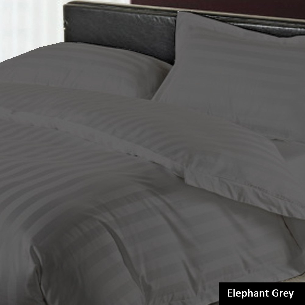 Gorgeous Bedding 1 qty Fitted Sheet 1000TC Egyptian Cotton Choose Size 30 colors
