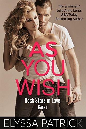 Wish Rock Stars Love Book ebook