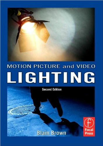Download B. Brown's 2nd(second) edition (Motion Picture and Video Lighting, Second Edition [Paperback])(2007) pdf epub