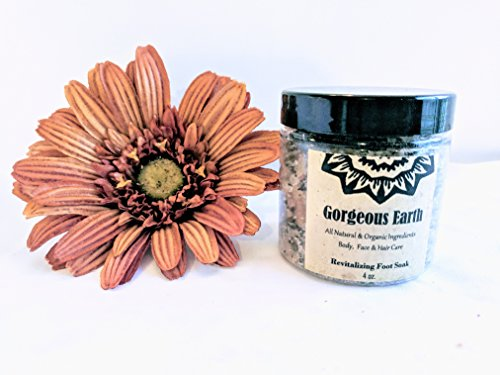 Revitalizing Foot Soak by Gorgeous Earth