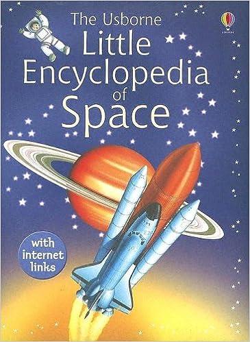 The Usborne Little Encyclopedia of Space (Miniature