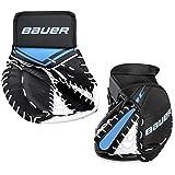 Bauer Junior Street Catch Glove, Black