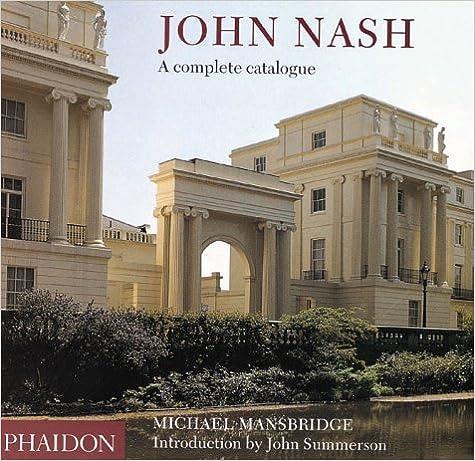 John Nash: A Complete Catalogue