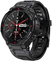 COSULAN Sport Smart Watch for Men, Fitness Tracker Bracelet with Bluetooth Calling/Music Play/Heart Rate/Blood