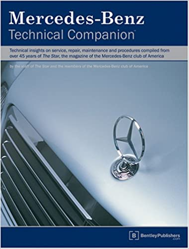 Mercedes benz technical companion the staff of the star and the mercedes benz technical companion edition unstated edition fandeluxe Images