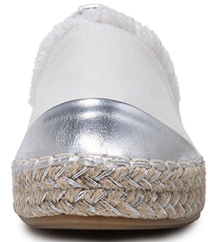 Shoes Rond Espadrille Femme Tire Chaussures Ageemi gCZwqOdxO
