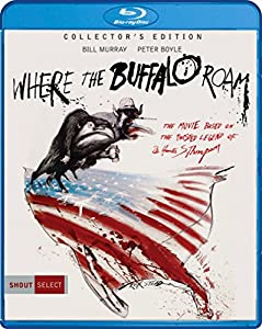 Cover Image for 'Where The Buffalo Roam [Collector's Edition]'