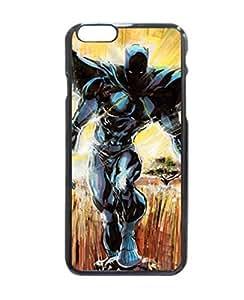 Black Panther Black Suit Photo Hard Case , Fashion Image Case Diy, Personalized Custom Durable Case For iPhone 6 -4.7