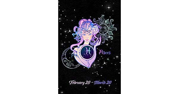 2020 Zodiac Weekly Planner - Pisces February 20 - March 20